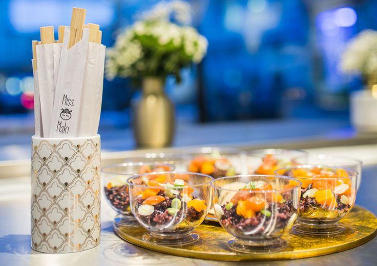 Wien: Sushi mit heimischen Zutaten- A-List