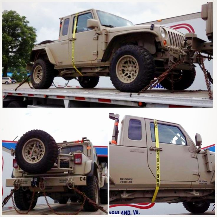 114 Best Images About Jeep Pickup On Pinterest