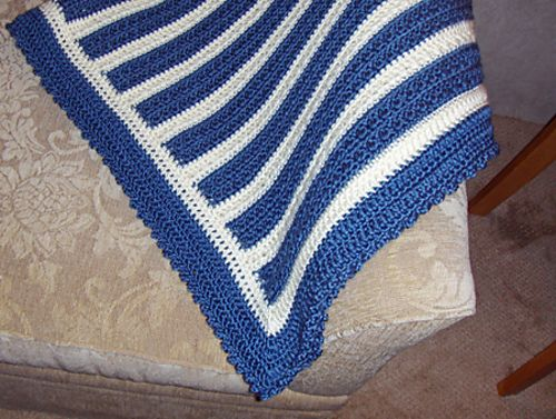 Ravelry: Aunt Dots Double Crossed Afghan pattern by Carol ...