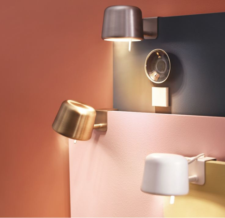 2. VARV Clamp Spotlight, $34.99: Let there be light! These clamp-on lights are intended for the bedroom, but why not use them to illuminate dark kitchen work spaces?