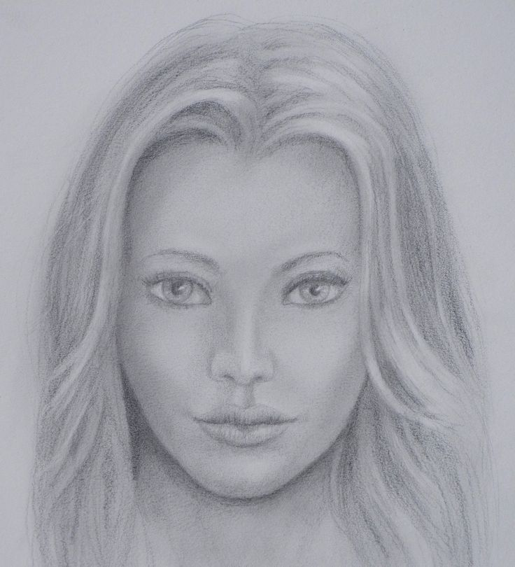 How to Draw a Realistic Face - Drawing Lessons: A Face (+playlist)
