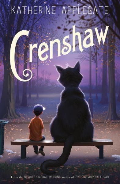 24/52 Crenshaw of Mijn vriend Crenshaw - Katherine Applegate. Mooi jeugdboek over opgroeien in armoede, denkbeeldige vrienden en dromen. John Green vibes!
