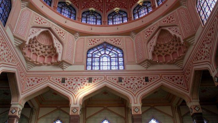 Putra Camii, Putrajaya Mosque, Kuala Lumpur