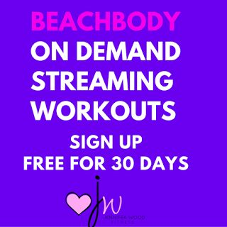 STRONG LIFE LOVE: Jennifer Wood Fitness : How To Sign Up For Beachbody Streaming Workouts (30 Day Free Trial - Beachbody On Demand)