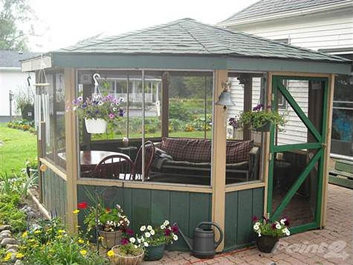 12 Best Images About Screened Porch Ideas On Pinterest