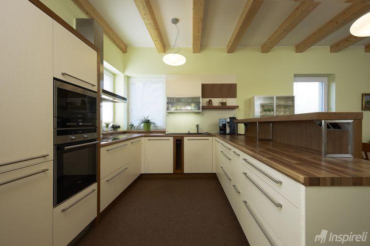 Kuchyň v RD