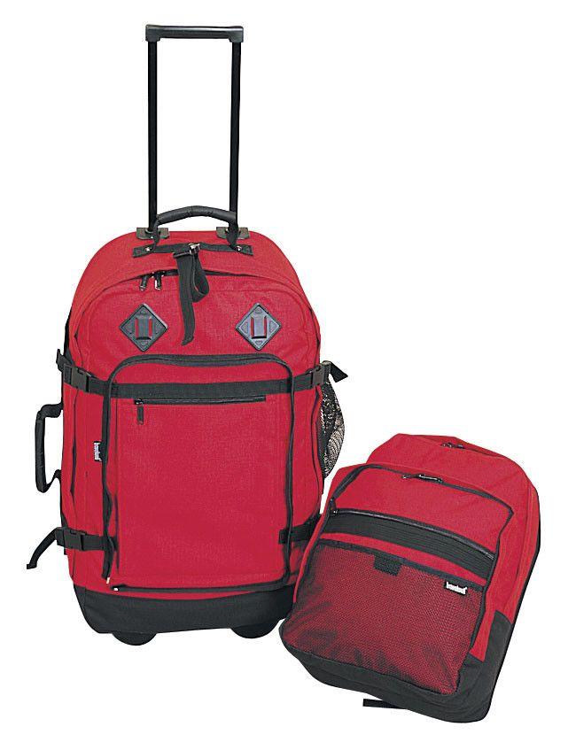 "Outdoor Gear 24.5"" Wheels Travel Pack"