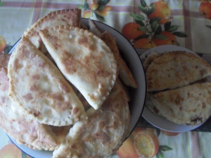 быстрые пирожки на молоке и соде, без яиц — Кулинарная книга - рецепты, фото, отзывы