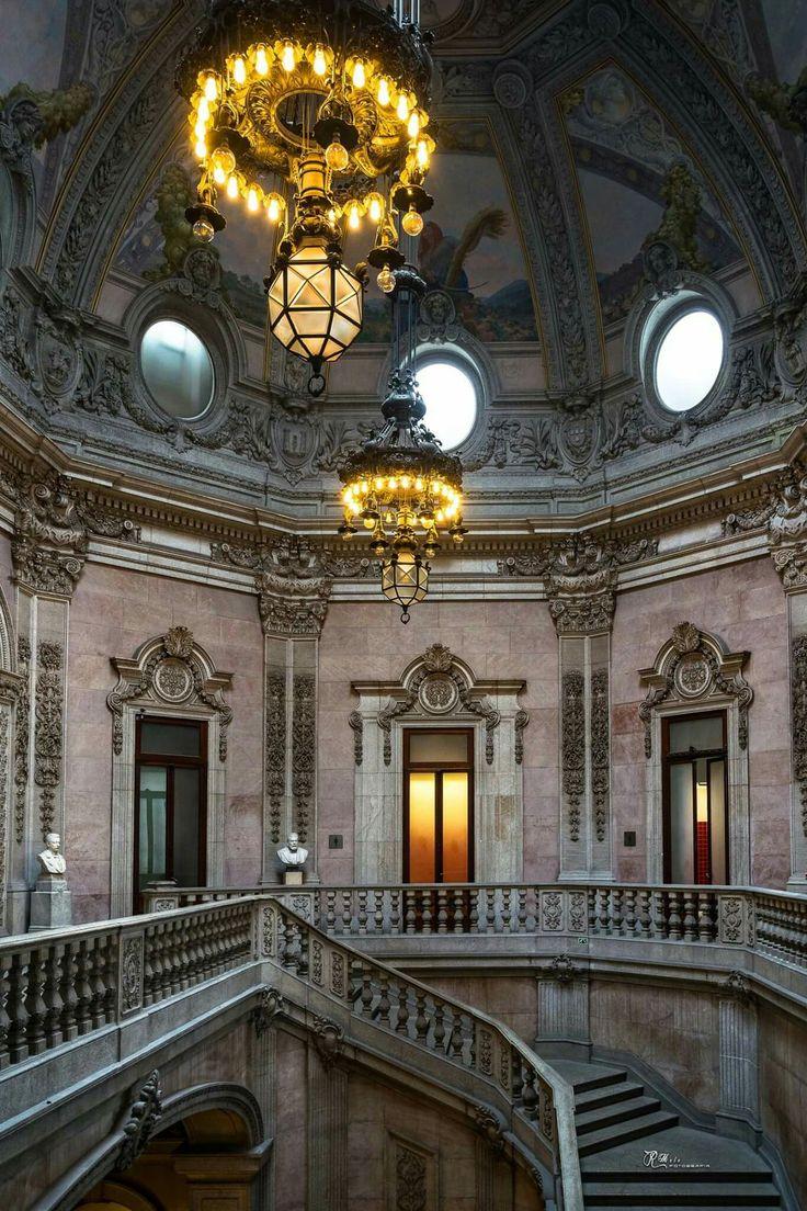 Palácio da  Bolsa  Porto