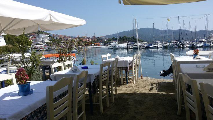 Neos Marmaras, Sithonia, Greece