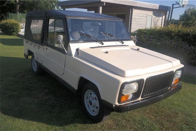 Renault Rodeo 6 - 1975
