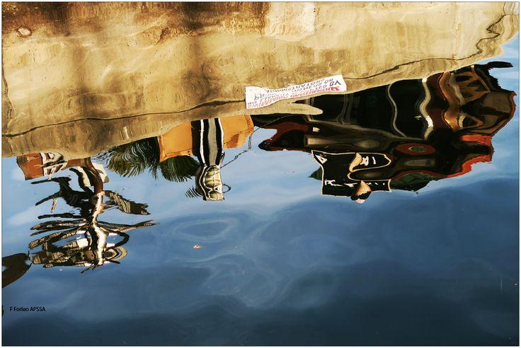 Reflections of Knysna