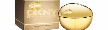 DKNY Golden Delicious Eau de Parfum 50ml DKNY Golden Delicious Eau de Parfum is a luxe scent that radiates lavish seduction. The most regal apple of the DKNY Delicious collection. DKNY Golden Delicious has an elegance that is reserved for th http://www.comparestoreprices.co.uk/perfumes/dkny-golden-delicious-eau-de-parfum-50ml.asp