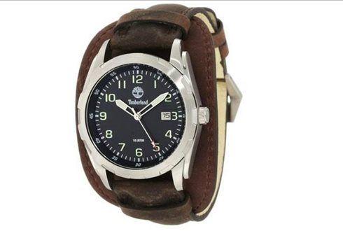 Relógio Timberland Newmarket Brown- Caixa de aço inoxidável- Mostrador preto- Exibição da data- Diâmetro 40mm- Movimento de quartzo- Cristal mineral- Caixa de oferta, pode ser ligeiramente diferente da foto
