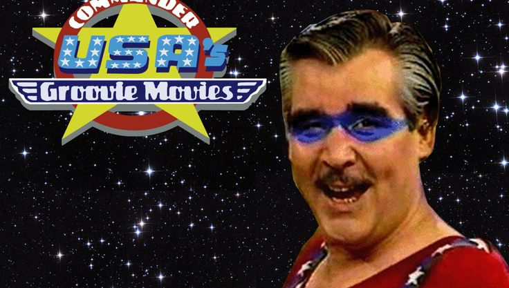 Anyone remember the goofy character Commando USA who hosted a sci-fi and B-movie showcase show on USA network in the late 80s? I learned so much about genre from that guy