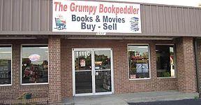 The Grumpy Bookpeddler used bookstore Murfreesboro TN
