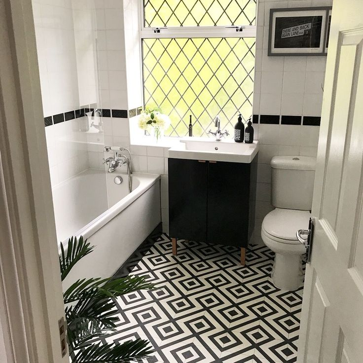 Taking one standard IKEA vanity unit and using an …