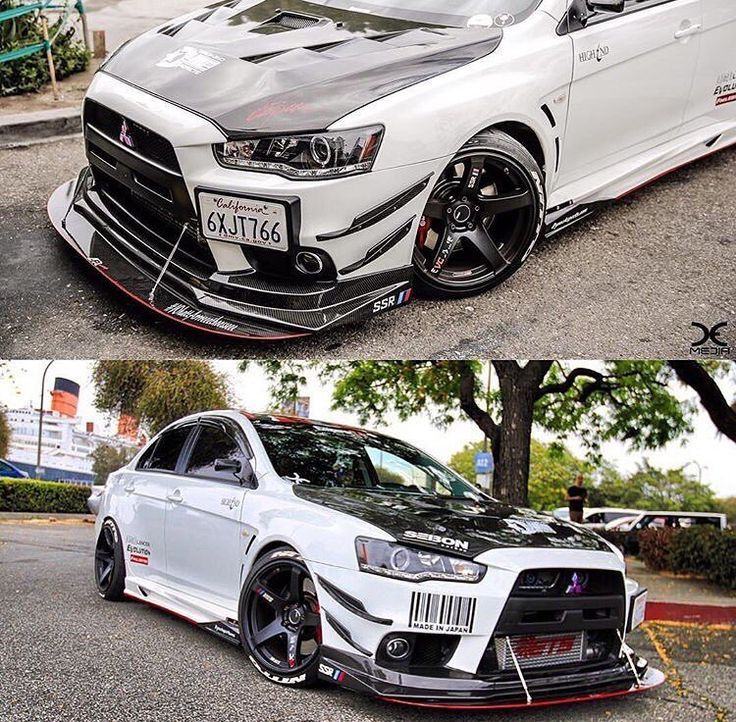 Mitsubishi Car Wallpaper: 35 Best Evo X Images On Pinterest