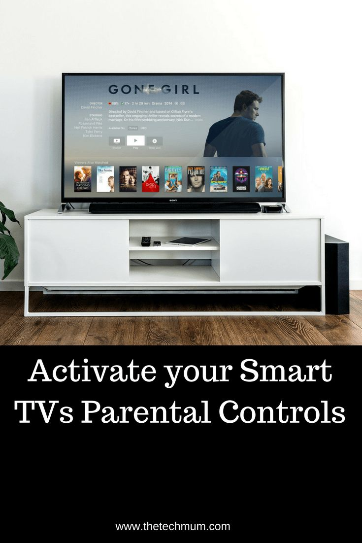 Your Smart TV has parental controls! Learn about activating them here!