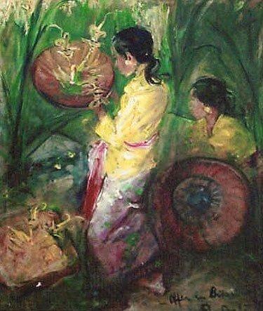 Kusama Affandi (1907-1990)