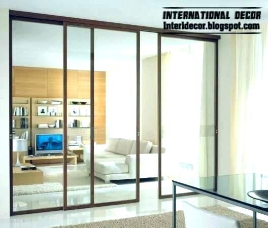 Sliding Glass Door Room Dividers Sliding Door Dividers Interior