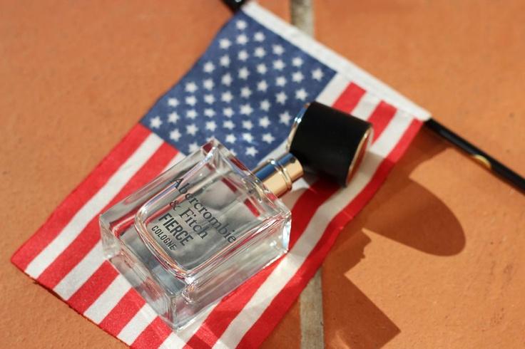 Eau de Cologne pour homme Abercrombie  Souvenirs d'un Parfum -  Anne