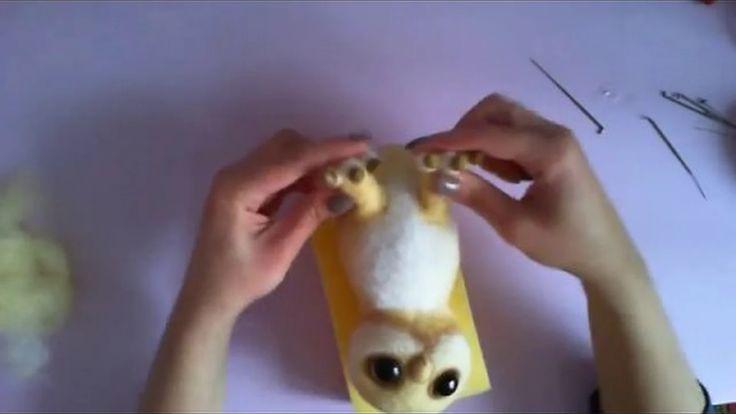 """Показан значок видео """"МК ножки для совы.wmv"""""""