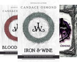 *: Meet Candace Osmond - Blood and Iron