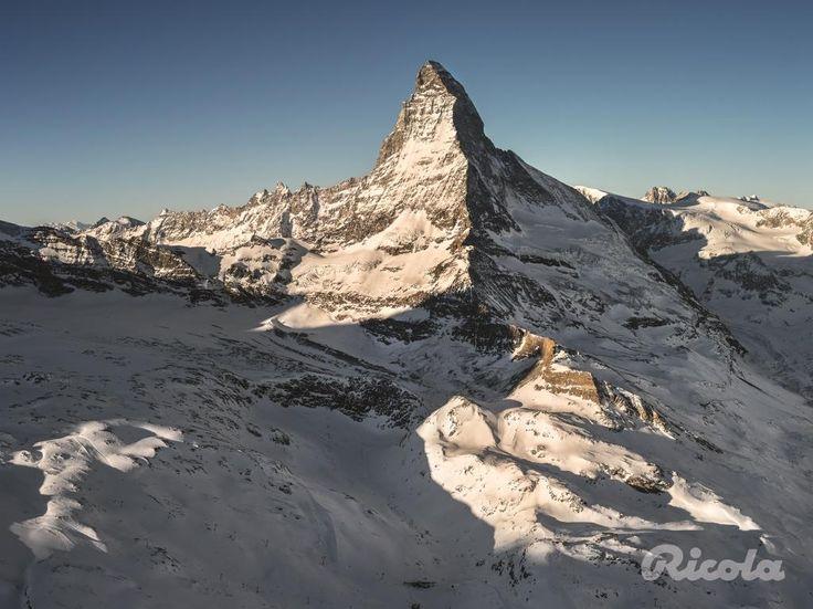 #Switzerland #Alps #Matterhorn #Ricola