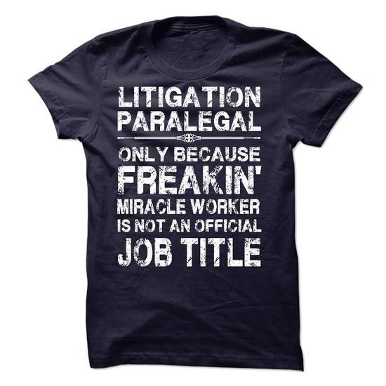 Paralegal discount check order