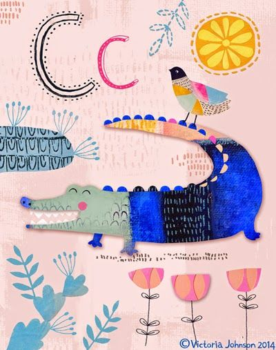 print & pattern: SURTEX 2015 - victoria johnson