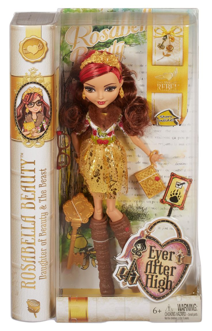 Ever after high coloring games online - Ever After High Rosabella Beauty Doll