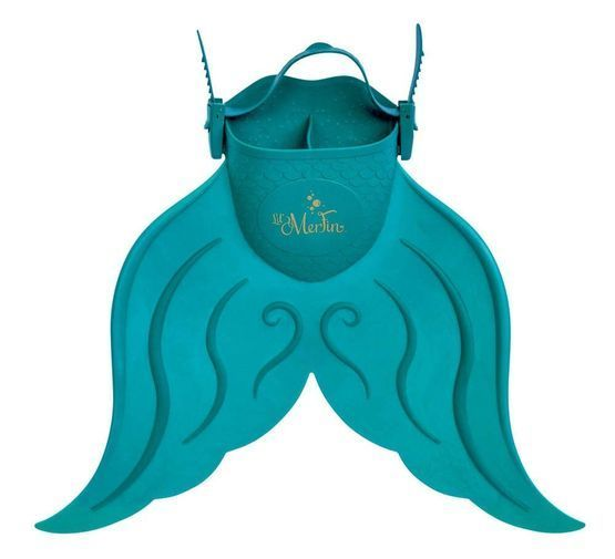 Mermaid in training! The Lil Mer'Fin is the sister product to the Mahina Mer'Fin classic and has been designed especially for younger mermaids who want to learn to be a mermaid.