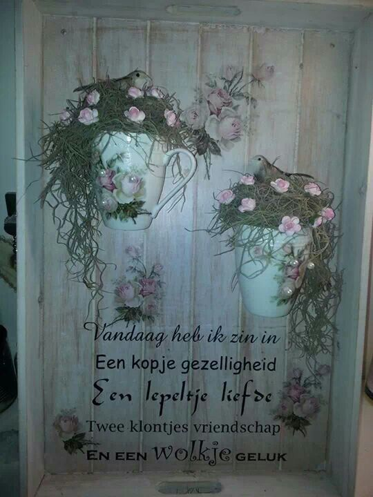 Gave decoratie knutselen met action pinterest van - Ideeen van de decoratie ...