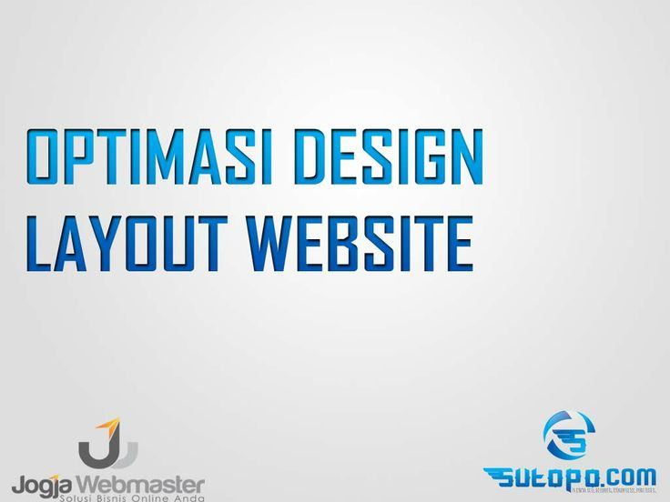 Belajar SEO - optimasi design website wordpress blogspot