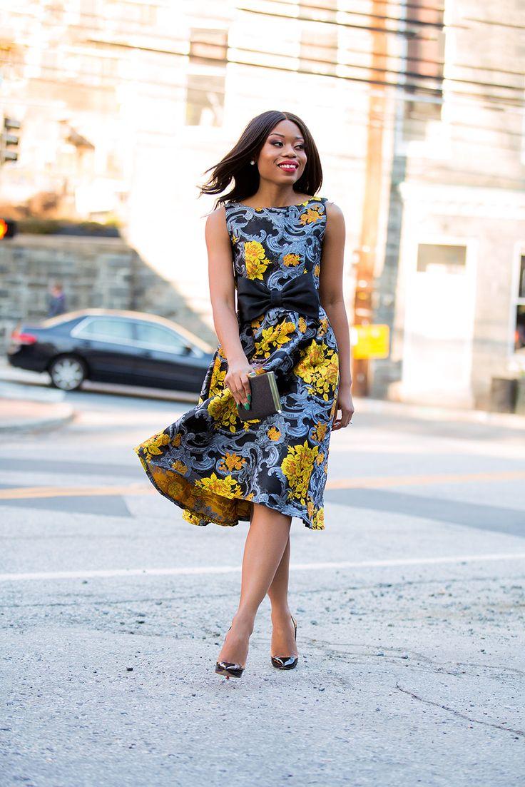 Floral Blossom | Chicwish dress, Dresses, Floral print dress