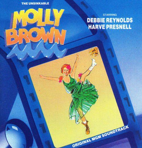 Unsinkable MOLLY BROWN Debbie Reynolds / Harve Presnell  Original Soundtrack CD