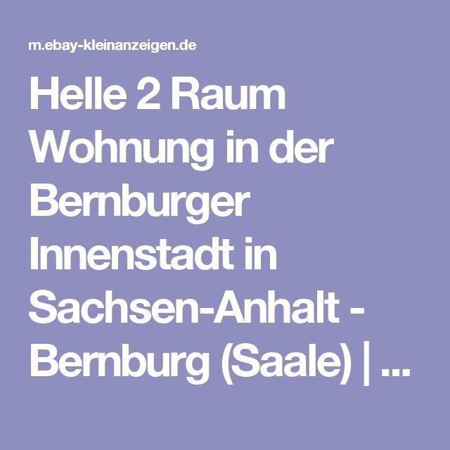 Wohnung Bernburg Ebay