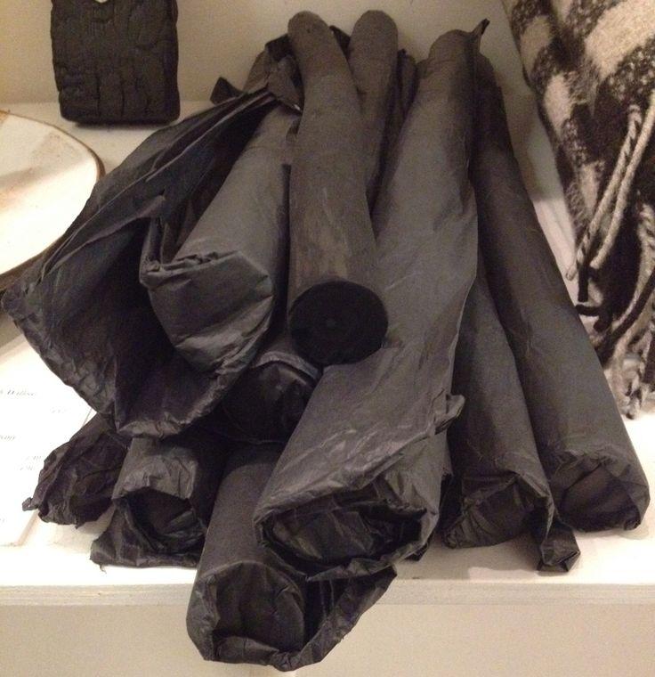 Massive sticks of charcoal The New Craftsman