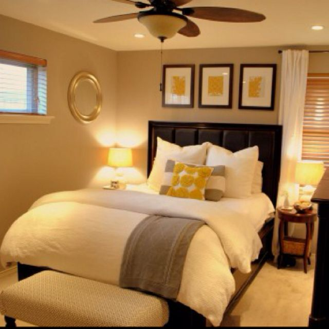 17 best images about yellow bedroom furniture on pinterest for Bedroom decoration simple
