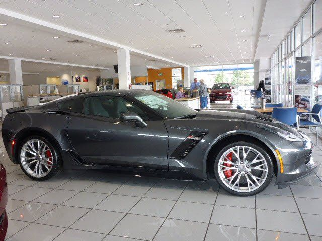 Cars for Sale: New 2017 Chevrolet Corvette Z06 Coupe for sale in Knoxville, TN 37922: Coupe Details - 449844525 - Autotrader