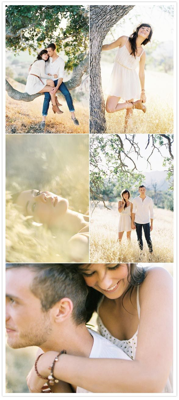 Couple photos, it's a great idea to get individual pictures in addition to  all the adorable couple pics you will be getting.