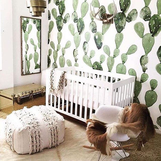 I don't think I've ever been jealous of a baby's room... until now #sogood #givingmebabyfever
