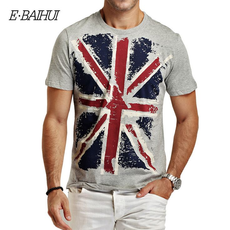 Would you buy this E-BAIHUI Brand ne...? Available now at DIGDU http://www.digdu.com/products/e-baihui-brand-new-summer-style-cotton-men-clothing-male-slim-fit-t-shirt-man-t-shirts-casual-t-shirts-swag-mens-tops-tees-y001?utm_campaign=social_autopilot&utm_source=pin&utm_medium=pin