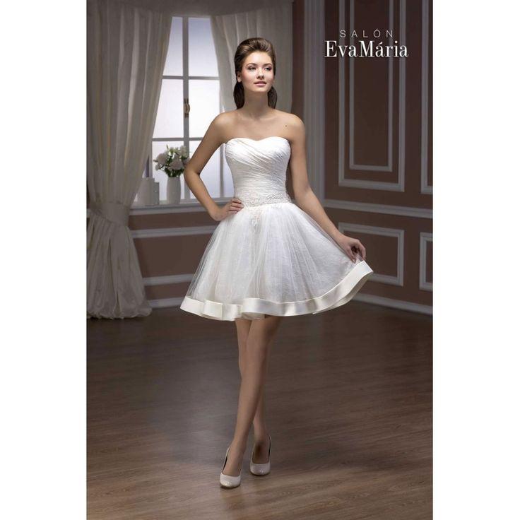 Čipkované svadobné šaty Kira