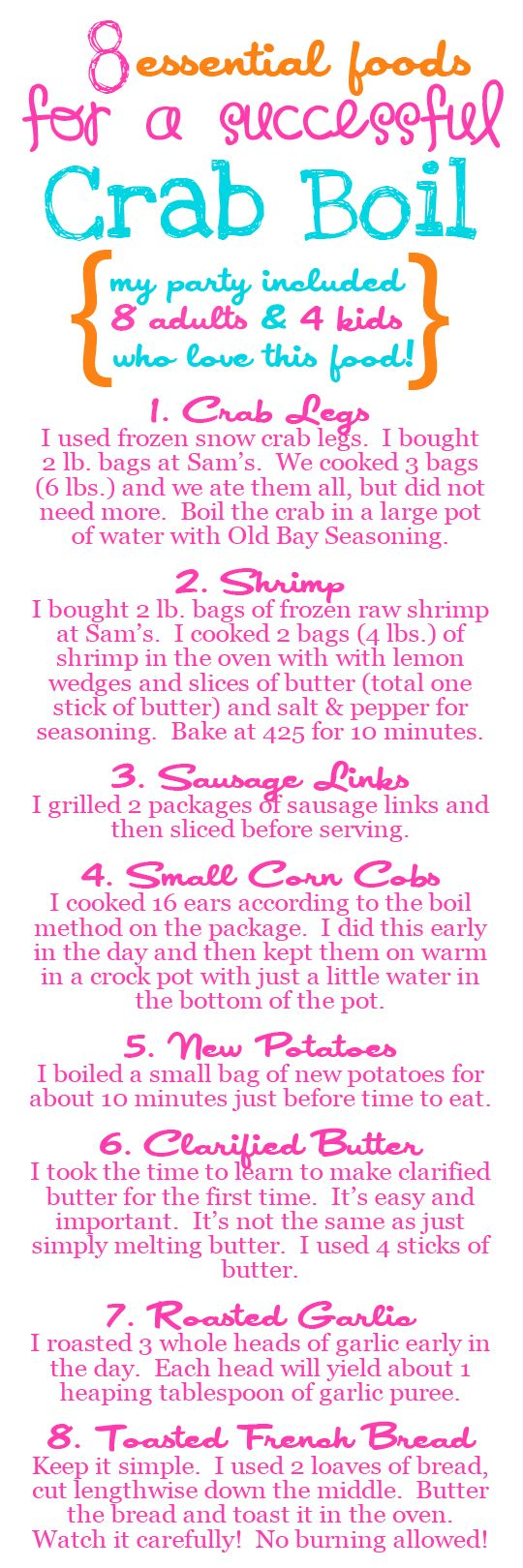 best 25 crab boil party ideas on pinterest seafood boil party