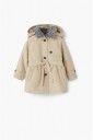 Bundy a kabáty Krátké bundy  - Mango Kids - Dětská bunda 80-98 cm