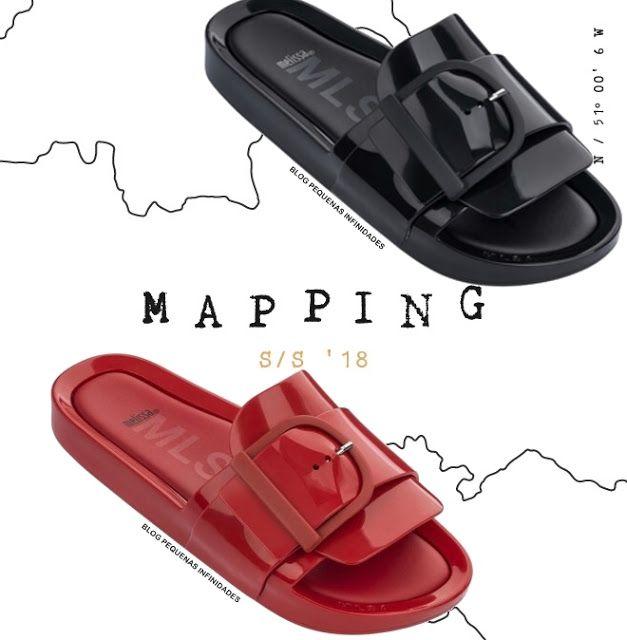 Melissa Beach Slide IV - Coleção Melissa Mapping | BLOG PEQUENAS INFINIDADES