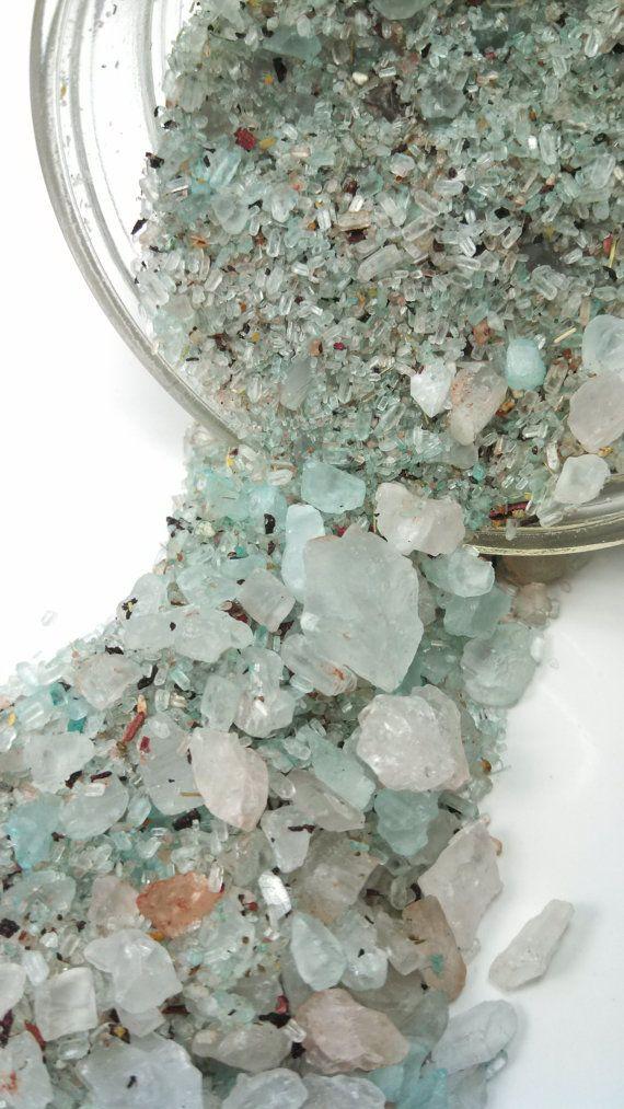... about *Bath Salts* on Pinterest | Jasmine, Salt scrubs and River songs