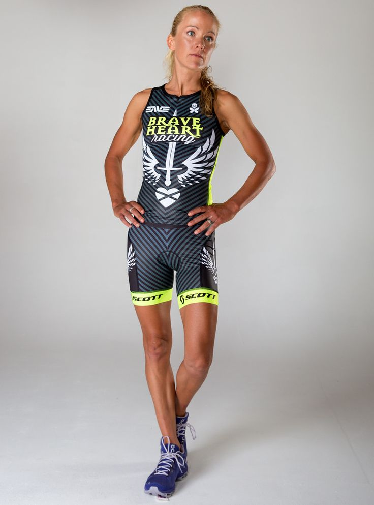 Lesley Paterson Braveheart Racing Womens Tri Top | Sick ...